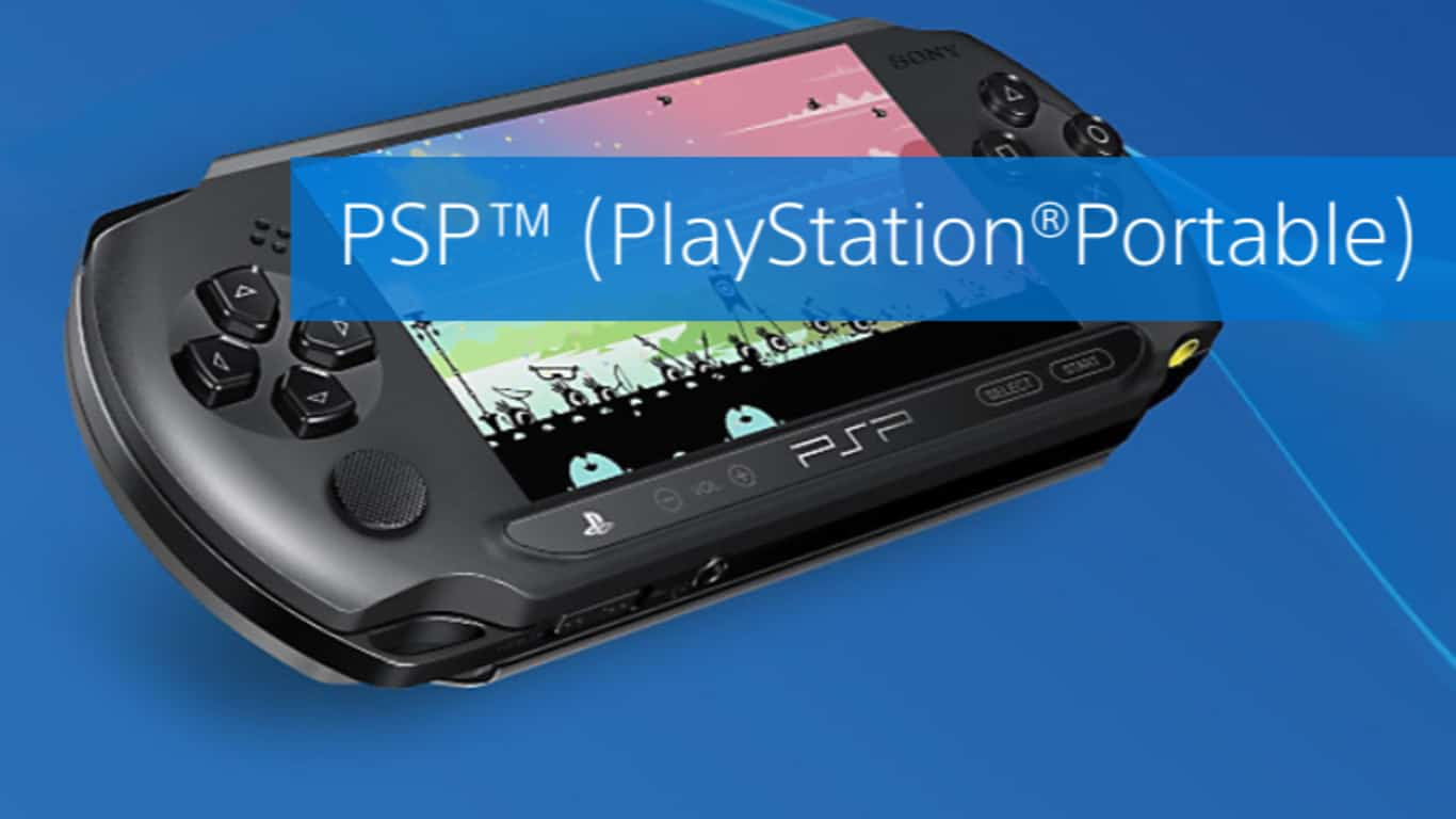 Playstation Portable cover