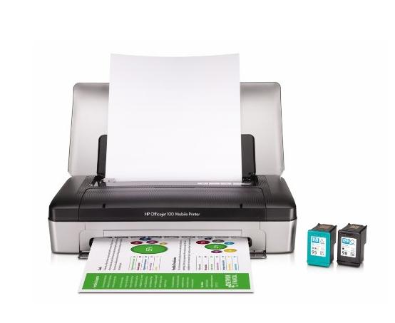 HP Officejet 100 Mobile Printer