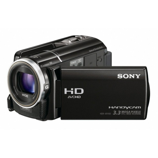 Sony HDR-XR160 High Definition Handycam Camcorder